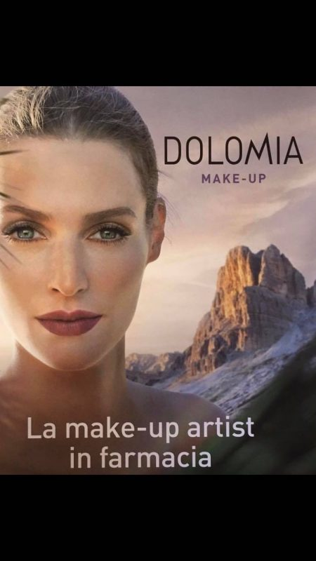 Dolomia make-up day