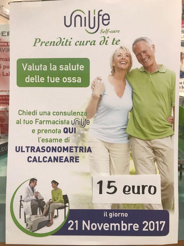 Valuta la salute delle tue ossa: esame di ultrasonometria calcaneare