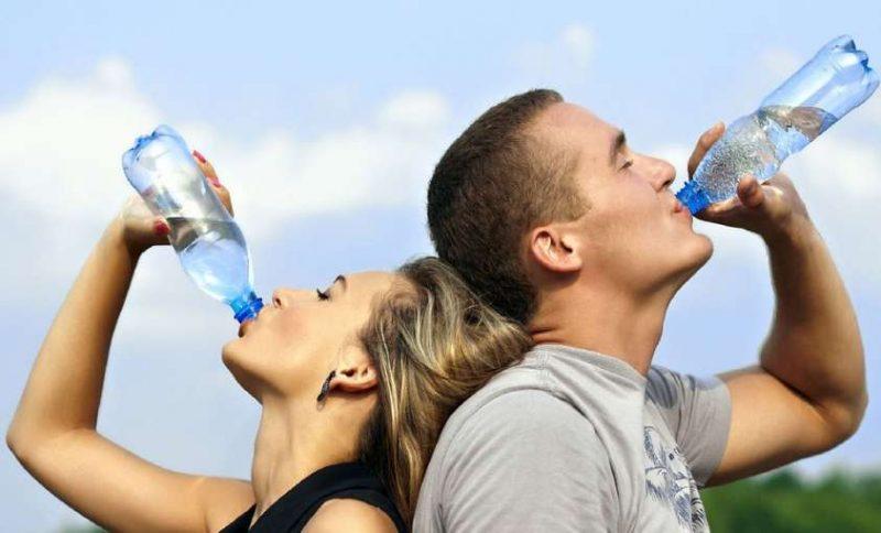 Consigli per evitare la disidratazione