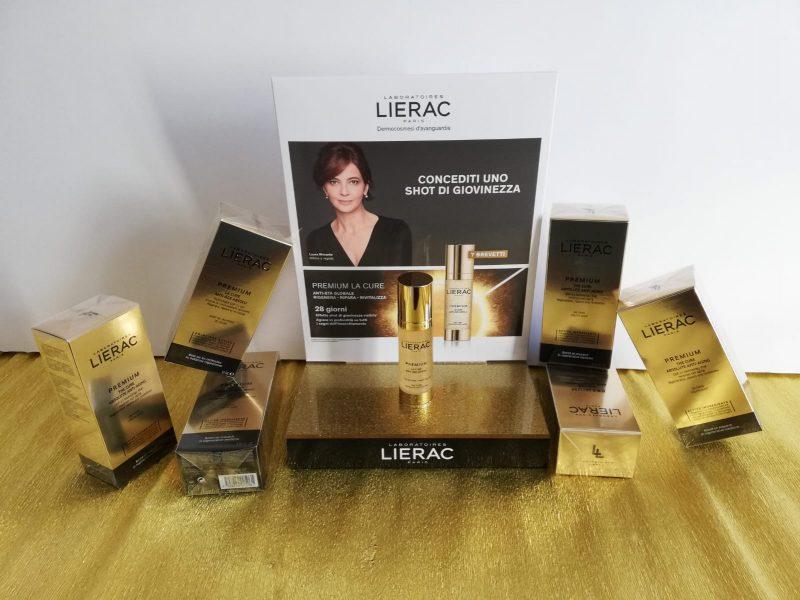 Lierac Premium La Cure: shot di giovinezza