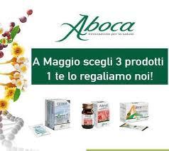 In forma con Aboca! Promo maggio